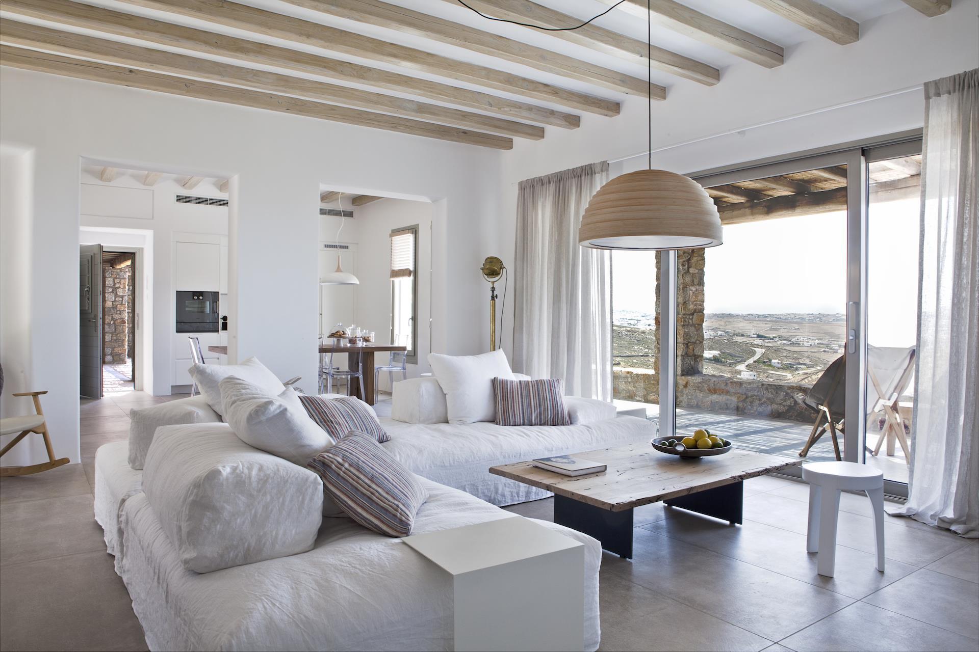 Foto travi decorative di manuela occhetti 538976 for Arredare una villa