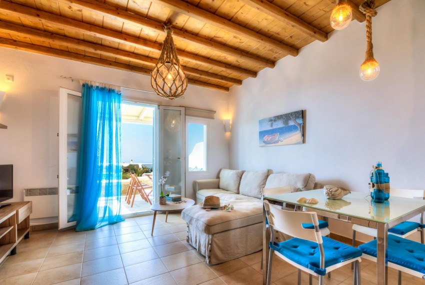 Villa Paradisia Navy Blue-4