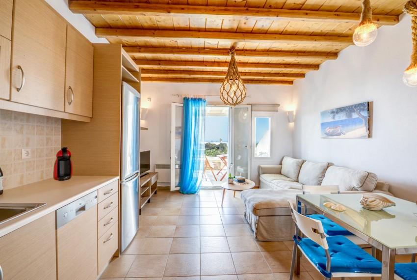 Villa Paradisia Navy Blue-5